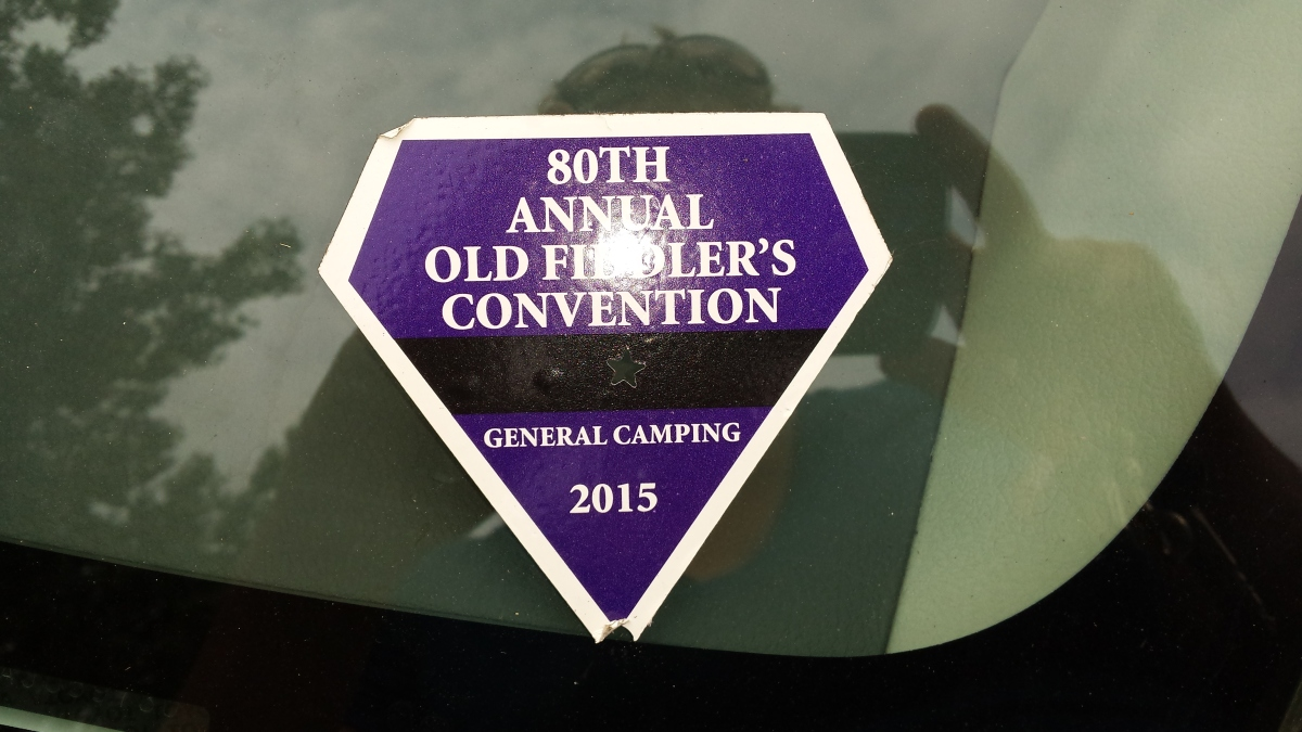 Galax Old Fiddlers' Convention