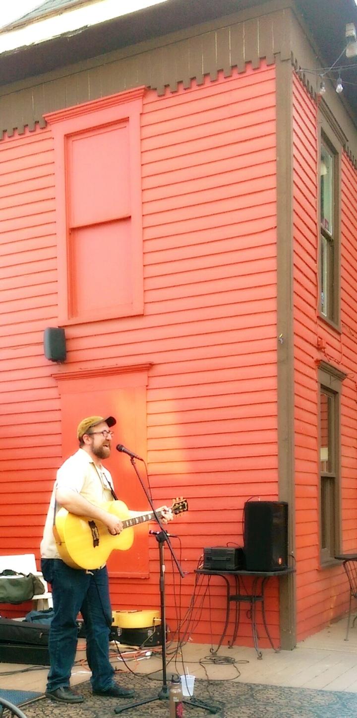 Jason Hathaway Plays Folk'N'Blues