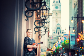 Deb Shebish is Wedding Music Philly's Founder and Event Coordinator.